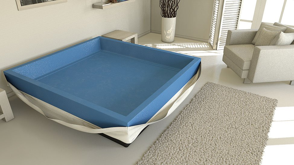 Softside Watermatras